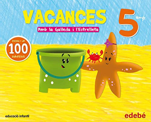 PACK VACANCES 5 ANYS - 9788468311166