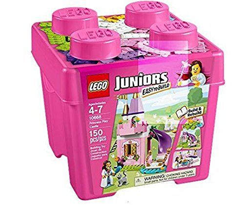 LEGO Juniors - Set de 4 ladrillos creativos (10668)