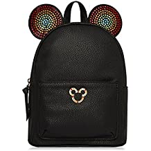 PRIMARK Mujer Chica para Mujer Disney mickey Mouse Arco Isis Orejas Black Mochila Mochila Se Vende