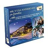 Cofre DE EXPERIENCIAS MIL Y UNA Experiencia EN Familia - Más de 1.100 experiencias: Noches de Hotel, Actividades urbanas y de Naturaleza, sesiones fotográficas y Mucho más.