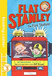 Flat Stanley and the Fire Station (Reading Ladder Level 3)