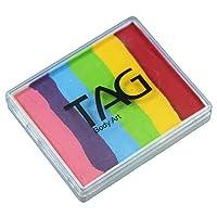 Tag Body Art Split Cakes - Regular Rainbow (50 Gm)
