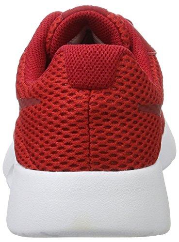 Nike 904268, Scarpe da Ginnastica Bambino Rosso (Univ Red/Gym Red/White)