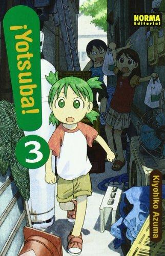 ¡YOTSUBA! 03 (CÓMIC MANGA) por Kiyohiko Azuma