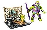 Mega DPF 61 - Mattel Mega Bloks - Ninja Turtles: entrenamiento de saltos Donnie