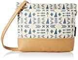 #7: Kanvas Katha  Women's Sling Bag (Multi color) (KKSAMZAUG006)