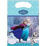 Frozen Reine des neiges - 72112 - Sacs en Plastique - 6 Sachets