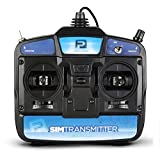 SIMTRANSMITTER 6 + SIMULATEUR FMS Mode 1 - Simulateur 6 voies