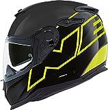 NEXX SX.100 ORION matt schwarz/neon gelb M