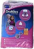 Huggies DryNites hochabsorbierende Pyjama-/ Unterhosen, Bettnässen Mädchen Jumbo Monatspackung 3-5 Jahre, 64 Stück Vergleich