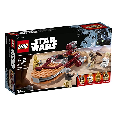 LEGO Star Wars 75173 - Luke's Landspeeder (Skywalker Lego Star Wars)
