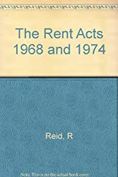 The Rent Acts 1968 & 1974