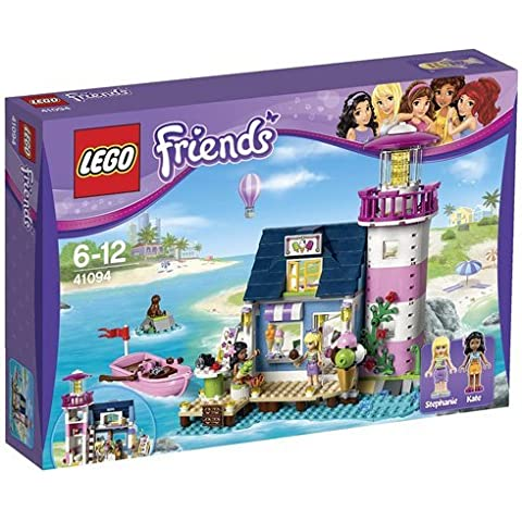 Lego Friends Heart Lake Harbor House 41 094 by BooTool