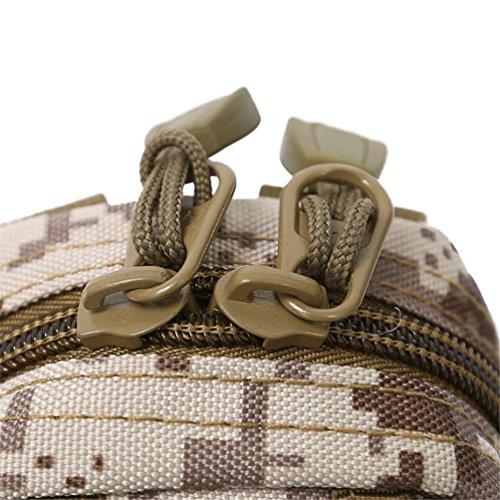 5L Outdoor-Freizeit-Tarnung taktische Tasche / Outdoor-Sporttasche Reiten / Wandern Kit A