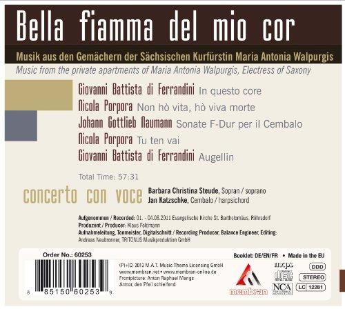 Bella Fiamma Del Mio Cor