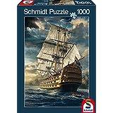 Schmidt Spiele 58153 - Segel gesetzt!, 1.000 Teile