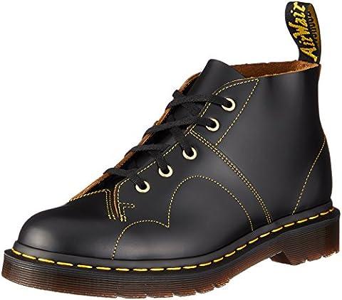 Dr. Martens Church, Unisex Adults Chukka Boots, Black (Black), 5 (38 EU)
