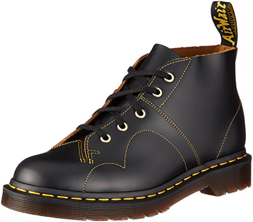 Dr. Martens Church, Stivali Chukka Unisex-Adulto Black