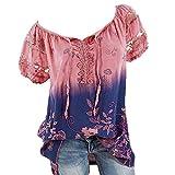 Chemisier Aux Femmes FNKDOR Grande Taille Coton Lin Baggy sans Manche T-Shirt Gilet Tee Blouse Débardeurs (W Noir,FR-42 / CN-L)(X Pastèque Rouge,FR-40 / CN-M)...
