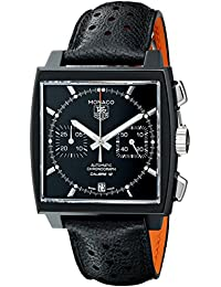 TAG Heuer Calibre 12 Automatik Chronograph Automobile Club de Monaco ADIS 2013 Limited Edition CAW211M.FC6324