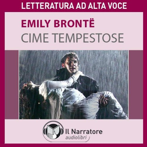 Cime tempestose (Wuthering Heights)  Audiolibri