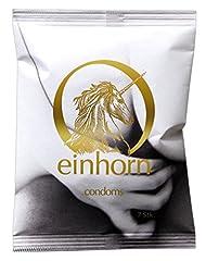 Idea Regalo - No Label Einhorn Make Love maschio Preservativi, Confezione da 7