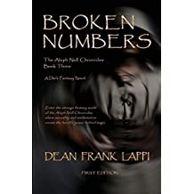 Broken Numbers: Volume 3 (The Aleph Null Chronicles: Book Three)