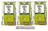 #10: Radico Organic Henna Tripack,300gm