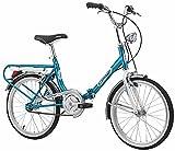 Bici pieghevole Cicli Cinzia Firenze, telaio in acciaio, ruote da...