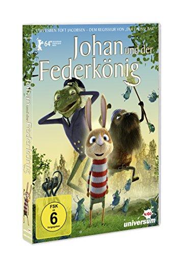 Johan und der Federkönig: Alle Infos bei Amazon