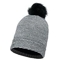 Original Buff - Knitted & Polar Hat Aura, multicolor