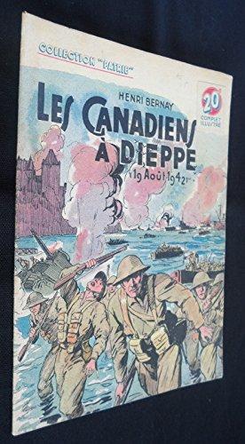 Les canadiens à Dieppe (19 août 1942) (collection