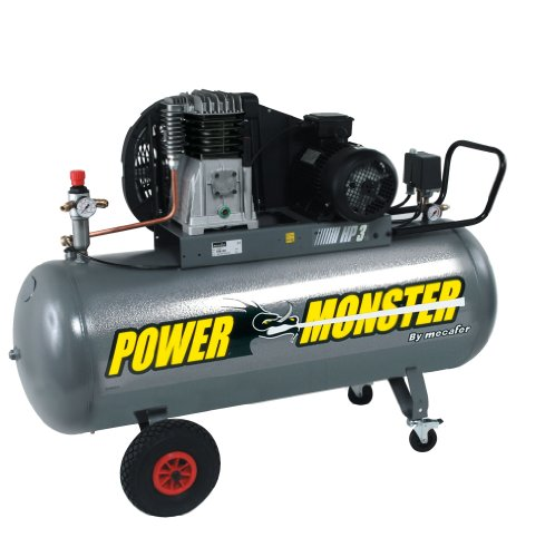Power Monster 425280 Compresseur 200 L 3 hp mono