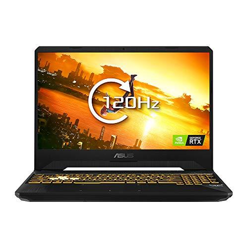 "ASUS TUF FX505DV 15.6"" FHD 120Hz Thin Bezel Gaming Laptop (AMD R7-3750H, NVIDIA GeForce RTX 2060 6GB, 512GB PCI-e SSD, 16GB RAM, Windows 10)"