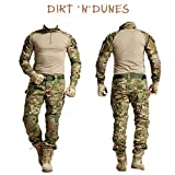 Dirt 'n' Dunes Military Outdoor Uniform Army Combat Airsoft Special Forces SAS CP