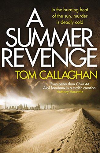 A Summer Revenge: An Inspector Akyl Borubaev Thriller (3)