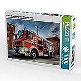 Hilfeleistungslöschgruppenfahrzeug (HLF) 1000 Teile Puzzle quer