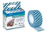 Höga Fingerflex Bavaria, 2.5cm x 4.5m gedehnt, selbsthaftende Pflaster Bandage, Poypropylen, Beschichtung: synthetischer Kleber
