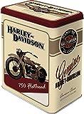 Box - Harley-Davidson Flathead - barattoli