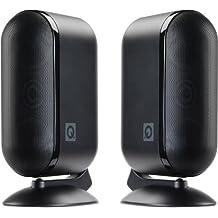 Q Acoustics 7000LRi - Altavoces (Mesa/estante, Montar en la pared, Speaker set unit, Satélite, De 2 vías, 95 - 20000 Hz, Negro)