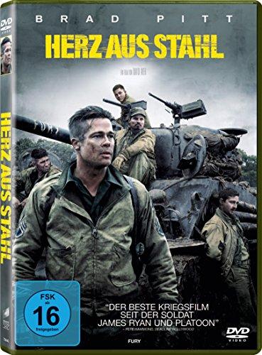 Fury - Herz aus Stahl (2014 Fury-film Dvd)