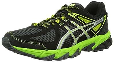 ASICS Gel-Sonoma Trail Running Shoes - 14 Black: Amazon.co