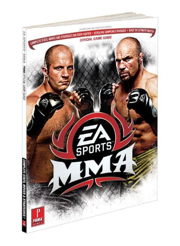 ea sports mma official game guide