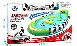 MGM - Circuit piscine et 2 jets ski télécommandé