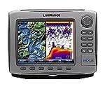 Lowrance Fischfinder/GPS-Kartenplotter HDS-8, schwarz