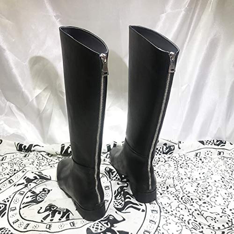 Shukun Stivaletti Stivali Stivali Stivali Invernali Stivali da Bambino Stivali da Equitazione Stivali da Donna Stivali Alti Stivali... | marchio  | Uomo/Donne Scarpa  4c32fe