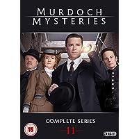 Murdoch Mysteries: Series 11