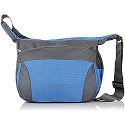 Bag-Age Boys Sling Bag(Teal Blue,Messenger And Sling)