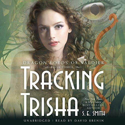 Tracking Trisha  Audiolibri