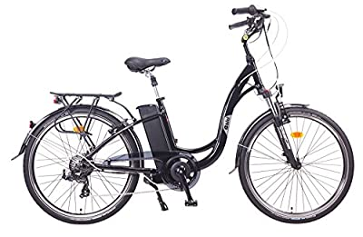 Ebici City 4000SP LCD 11Ah
